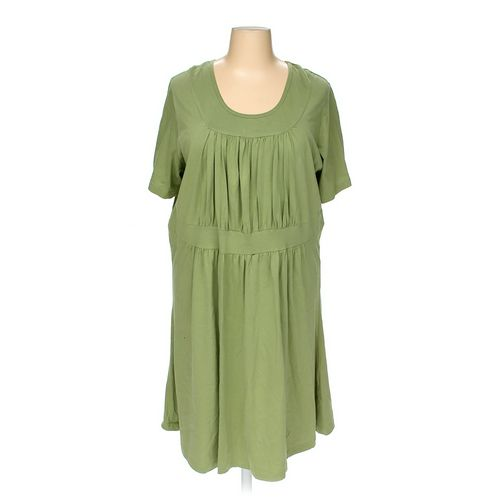 Roaman's Dress in size 1X at up to 95% Off - Swap.com