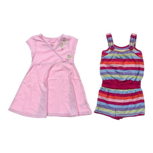 GEORGE Dress & Romper in size 18 mo at up to 95% Off - Swap.com