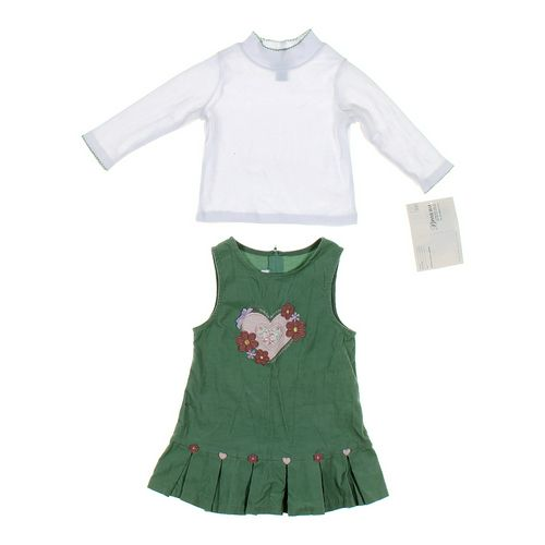 Bonnie Jean Dress & Shirt Set in size 2/2T at up to 95% Off - Swap.com