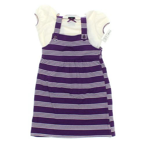 Faded Glory Dress & Shirt Set in size 4/4T at up to 95% Off - Swap.com
