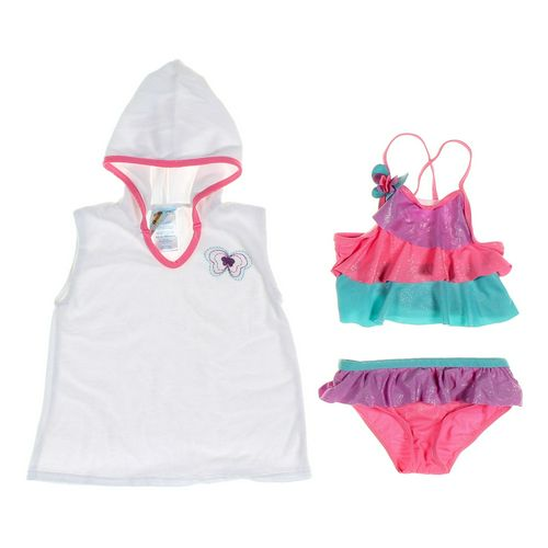 Baby Buns Dress & Swimwear Set in size 24 mo at up to 95% Off - Swap.com