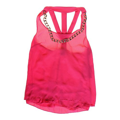 Stoosh Dressy Necklaced Tank Top in size JR 0 at up to 95% Off - Swap.com
