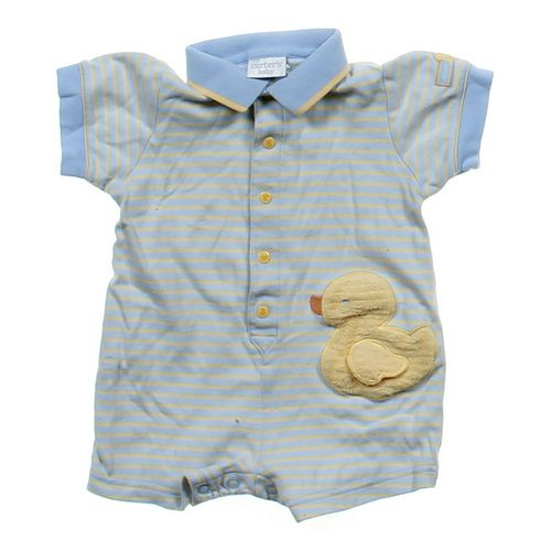 Carter's Duck Jumpsuit in size 6 mo at up to 95% Off - Swap.com