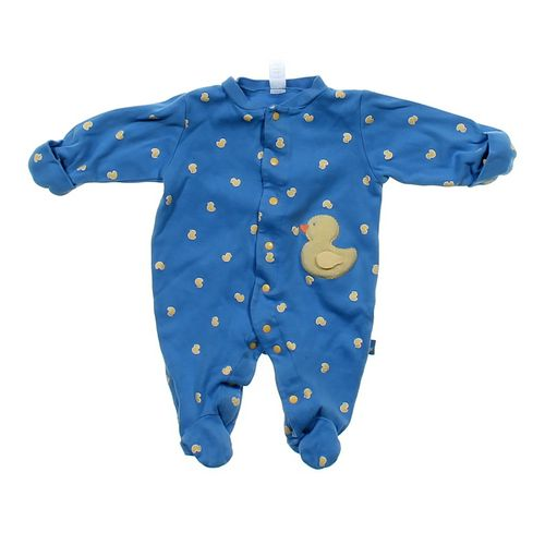 Carter's Ducky Footed Pajamas in size NB at up to 95% Off - Swap.com