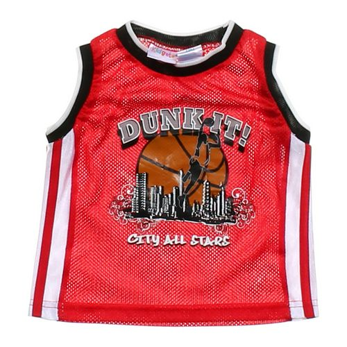 Kidgets Dunk It! Tank in size 12 mo at up to 95% Off - Swap.com