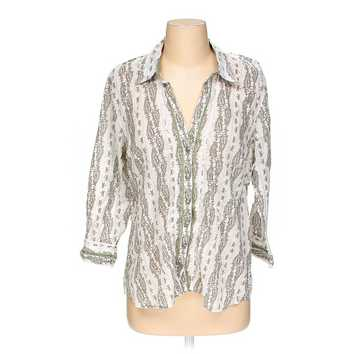 Duo Maternity Button-up Shirt for Sale on Swap.com