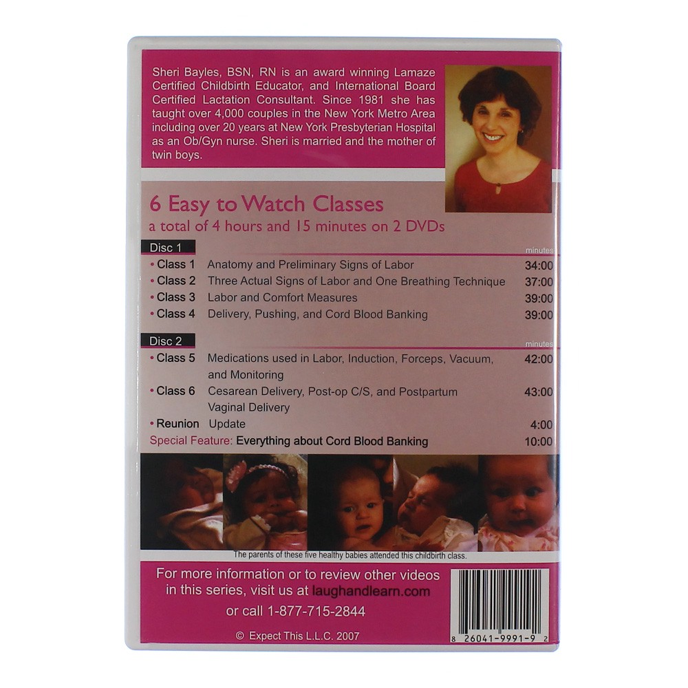 officialchildbirthclassdvd.com Laugh and Learn About ...