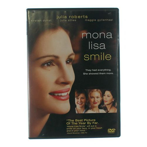 DVD: Mona Lisa Smile at up to 95% Off - Swap.com