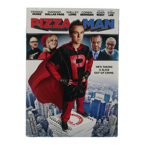 DVD: Pizza Man at up to 95% Off - Swap.com