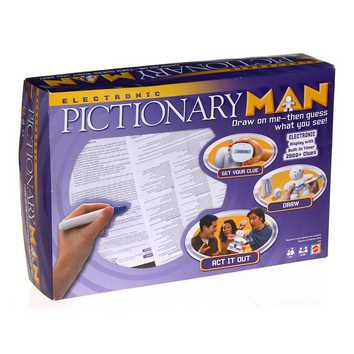 Electronic Pictionary Man Game for Sale on Swap.com
