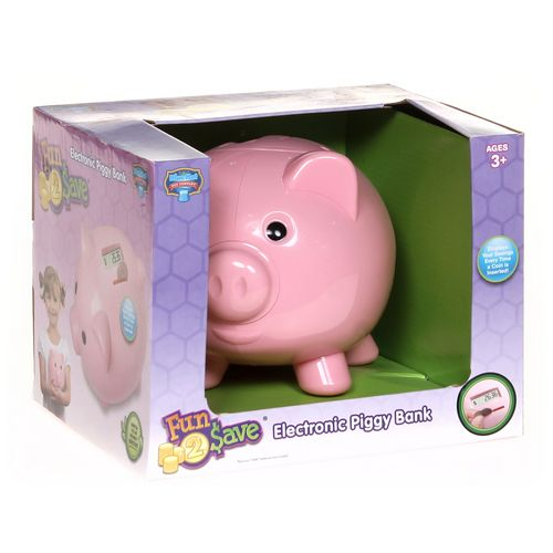 Blue Hat Electronic Piggy Bank at up to 95% Off - Swap.com