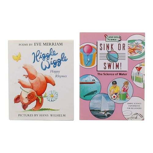 Elementary Reader Set at up to 95% Off - Swap.com