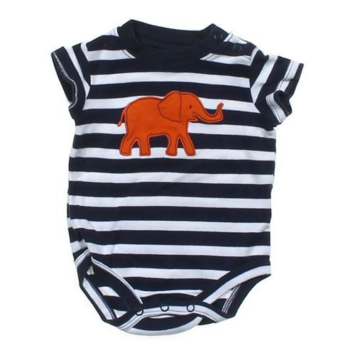 Carter's Elephant Bodysuit in size 6 mo at up to 95% Off - Swap.com