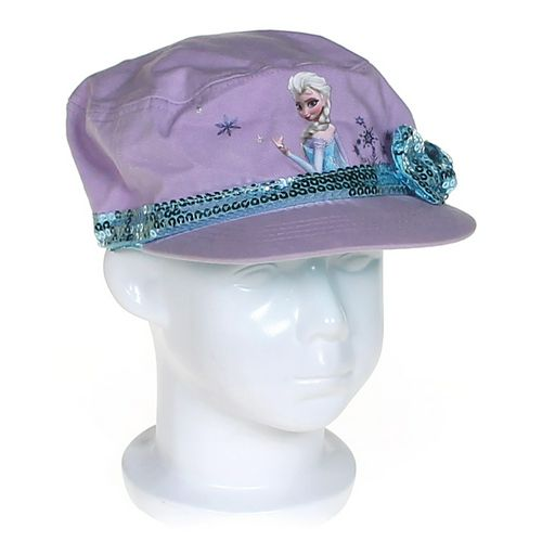 Disney Elsa Sequined Cap in size 12 mo at up to 95% Off - Swap.com