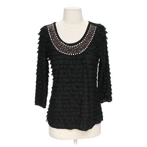 Janeric Embellished Blouse in size S at up to 95% Off - Swap.com
