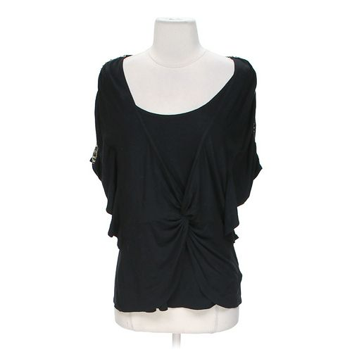 Nicole by Nicole Miller Embellished Blouse in size S at up to 95% Off - Swap.com