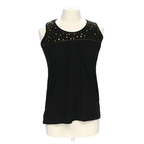 UNITY Casuals Embellished Blouse in size M at up to 95% Off - Swap.com