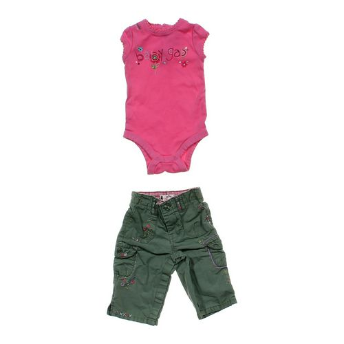 babyGap Embellished Bodysuit Set in size 6 mo at up to 95% Off - Swap.com