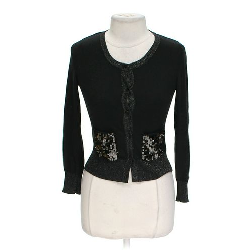 Cherokee Embellished Cardigan in size L at up to 95% Off - Swap.com