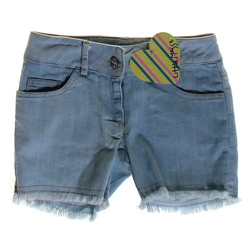 Little Mass Embellished Denim Shorts in size 6 at up to 95% Off - Swap.com