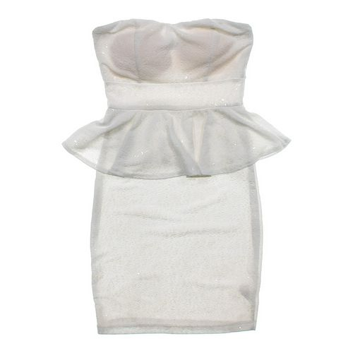 Body Central Embellished Dress in size JR 3 at up to 95% Off - Swap.com