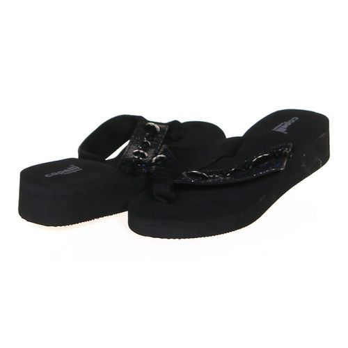 capelli Embellished Flip-Flops in size 13 Youth at up to 95% Off - Swap.com