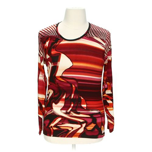 Pensieri Di Moda Embellished Graphic Shirt in size XXL at up to 95% Off - Swap.com
