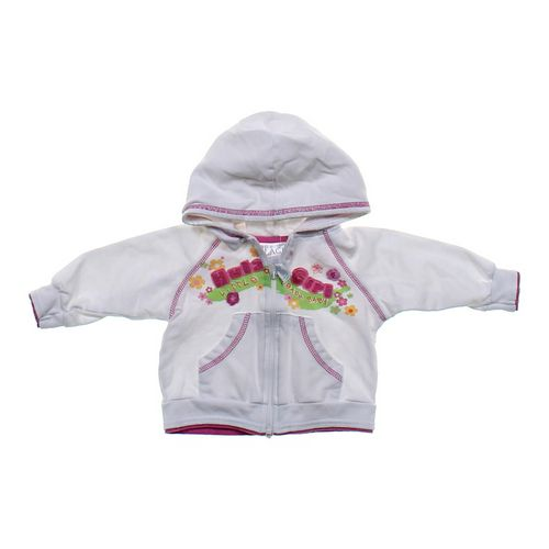 The Children's Place Embellished Hoodie in size 6 mo at up to 95% Off - Swap.com