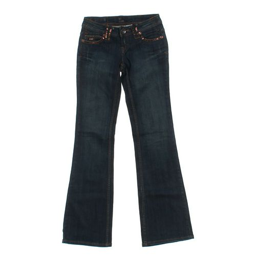 Zoo Embellished Jeans in size JR 5 at up to 95% Off - Swap.com