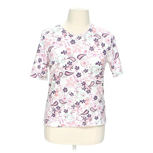 Paola Davoli Embellished Patterned Shirt in size XXL at up to 95% Off - Swap.com