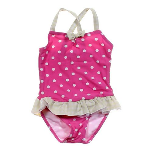 Pacific Cliff Embellished Polka Dot Bodysuit in size 12 mo at up to 95% Off - Swap.com