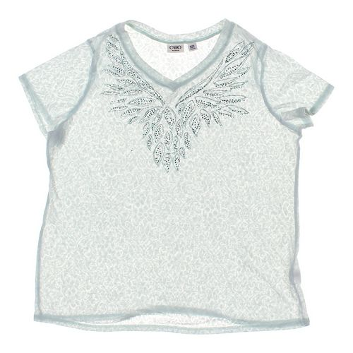 Cato Embellished Shirt in size 18 at up to 95% Off - Swap.com