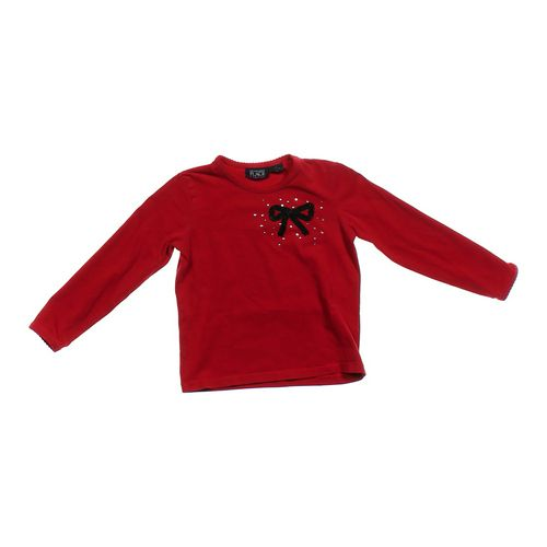 The Children's Place Embellished Shirt in size 5/5T at up to 95% Off - Swap.com