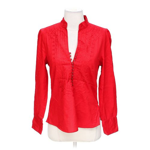 Kenar Embellished Shirt in size S at up to 95% Off - Swap.com