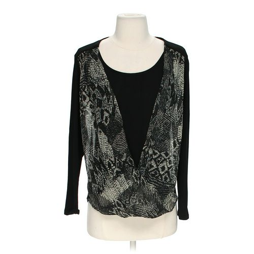 Kim Rogers Embellished Shirt in size S at up to 95% Off - Swap.com