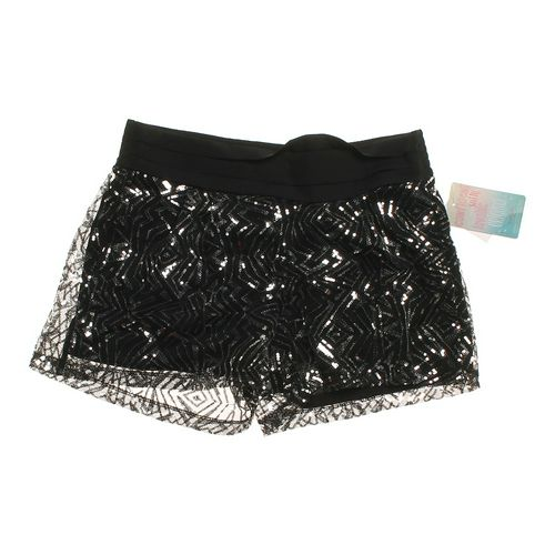Be Bop Embellished Shorts in size JR 7 at up to 95% Off - Swap.com