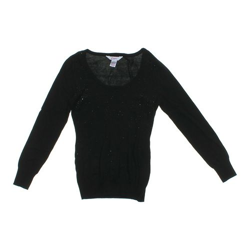 Candie's Embellished Sweater in size JR 11 at up to 95% Off - Swap.com