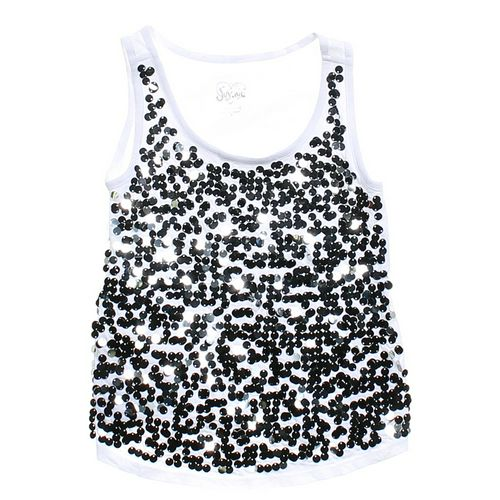 Justice Embellished Tank in size 7 at up to 95% Off - Swap.com