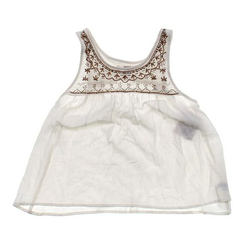 Mossimo Supply Co. Embellished Tank in size JR 3 at up to 95% Off - Swap.com