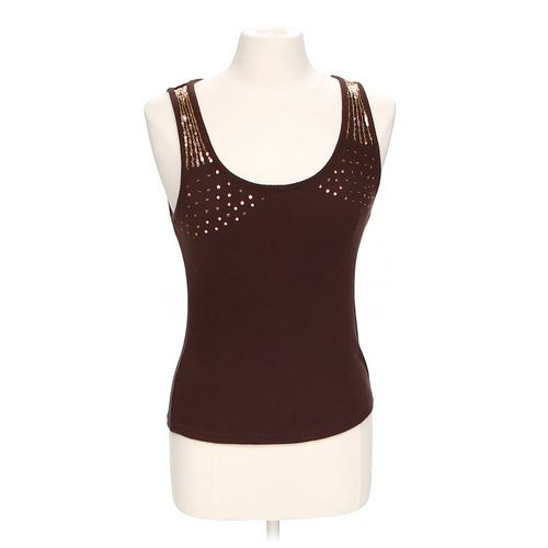 Airport Embellished Tank in size M at up to 95% Off - Swap.com