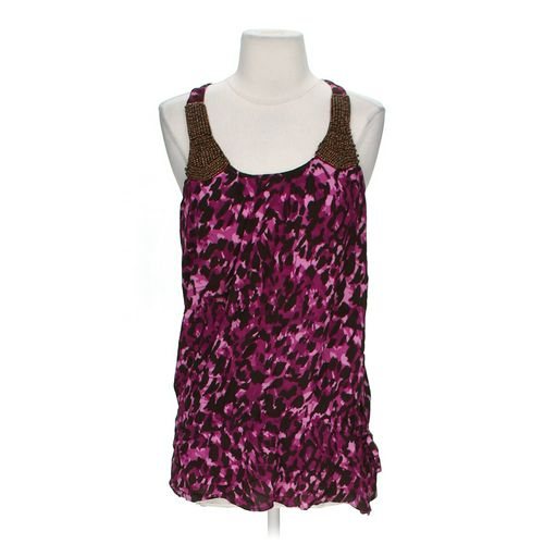 Apt. 9 Embellished Tank Top in size M at up to 95% Off - Swap.com