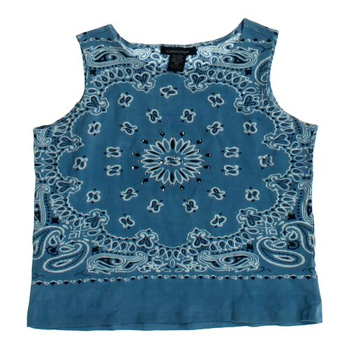Boston Proper Embellished Tank Top in size 2 at up to 95% Off - Swap.com