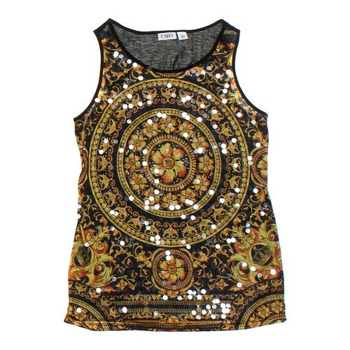 Cato Embellished Tank Top in size S at up to 95% Off - Swap.com