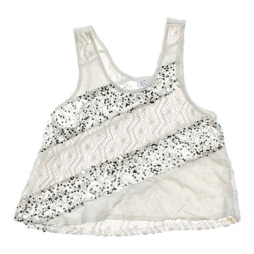 D-Signed Embellished Tank Top in size JR 15 at up to 95% Off - Swap.com