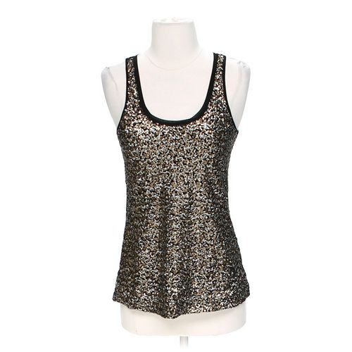 Express Embellished Tank Top in size XS at up to 95% Off - Swap.com