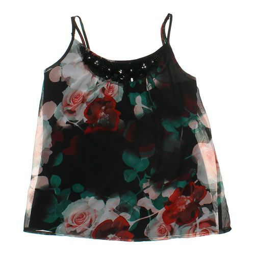 Candie's Embellished Tank Top in size JR 3 at up to 95% Off - Swap.com