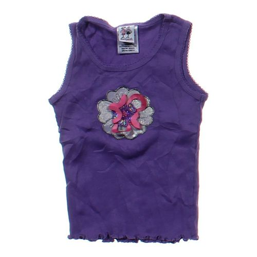 Girl Friends Embellished Tank Top in size 5/5T at up to 95% Off - Swap.com