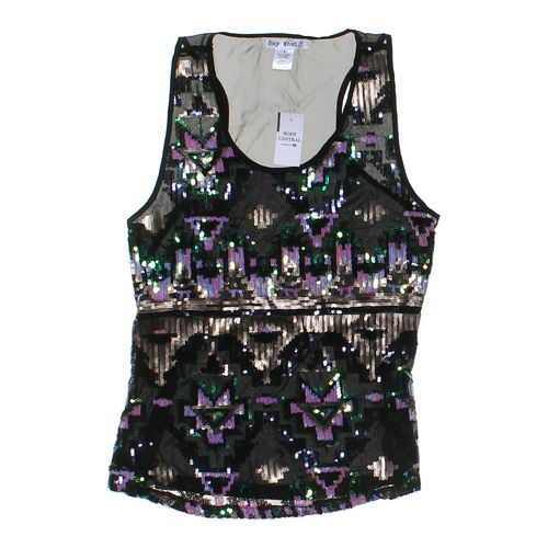Say What? Embellished Tank Top in size JR 3 at up to 95% Off - Swap.com