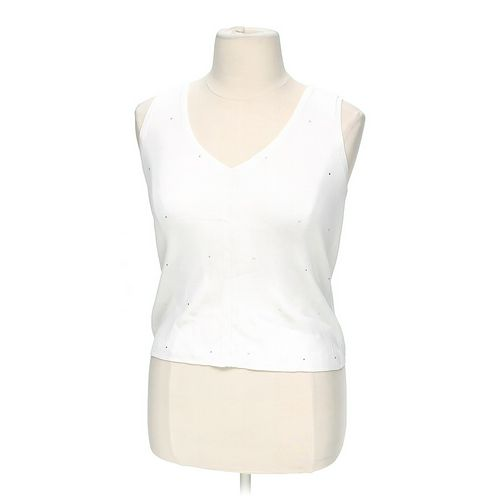 Jamie Sadock Embellished Tank Top in size L at up to 95% Off - Swap.com