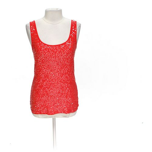 Old Navy Embellished Tank Top in size L at up to 95% Off - Swap.com